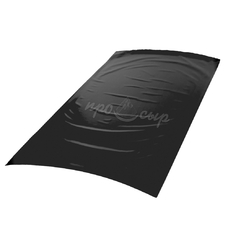 Термоусадочные пакеты для сыра 23х43см черные